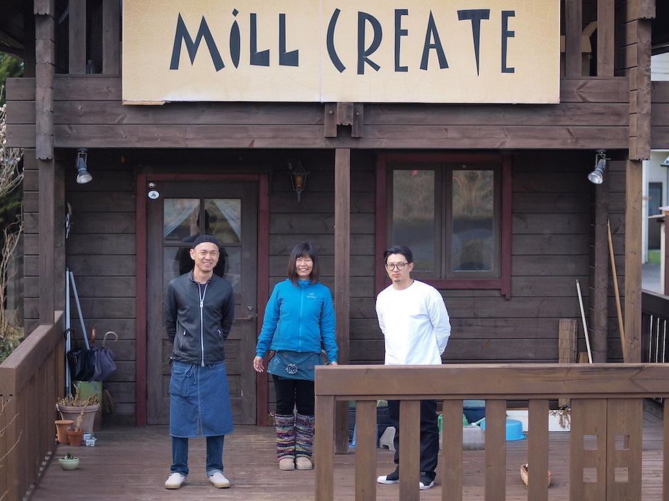 MILL CREATEさん.JPG