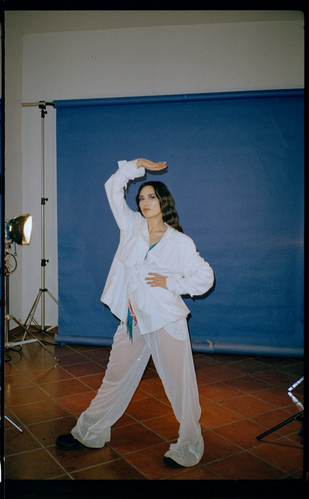 La Nina for i-D Magazine