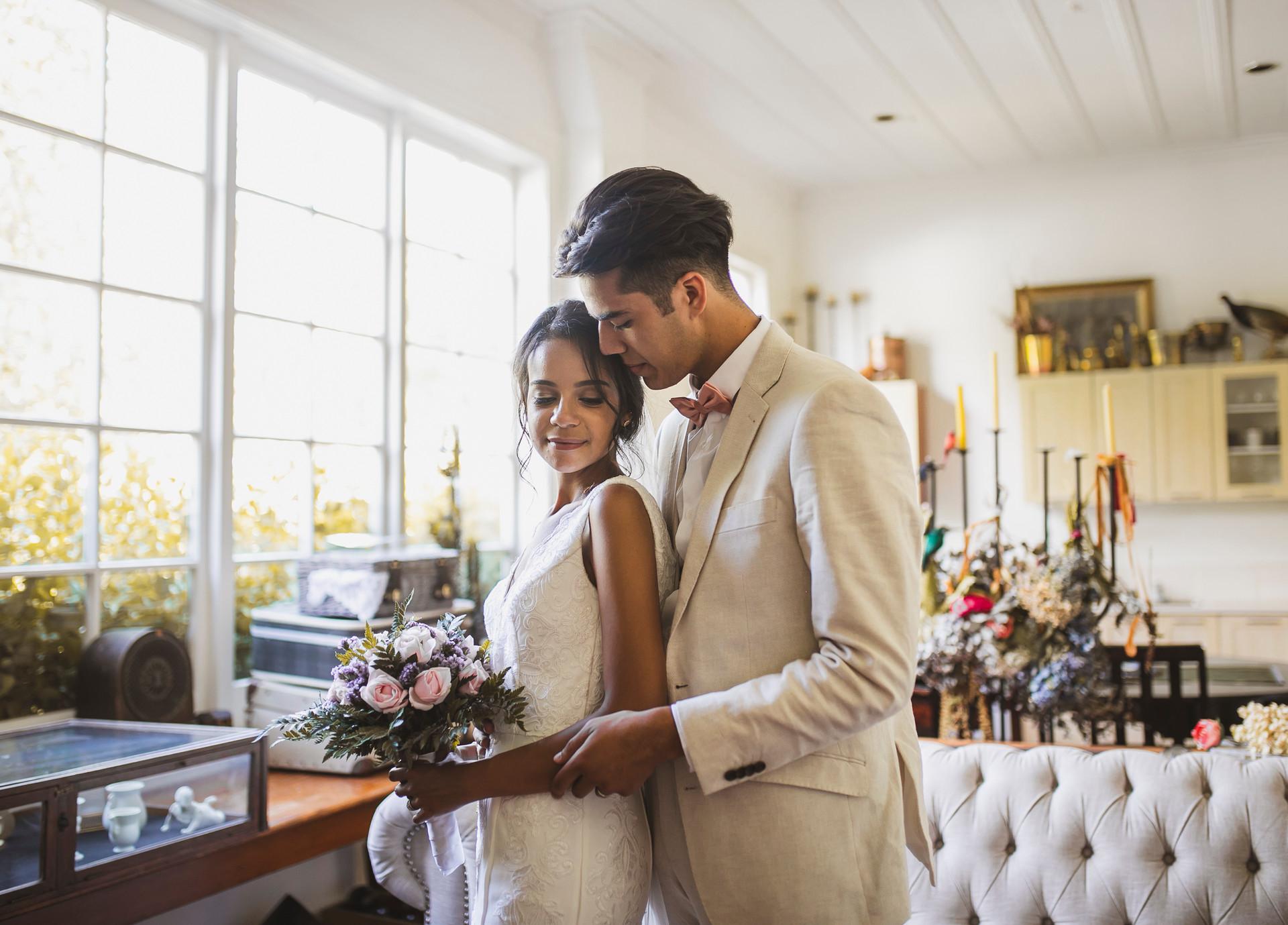 Polyanna & Josh / Wedding