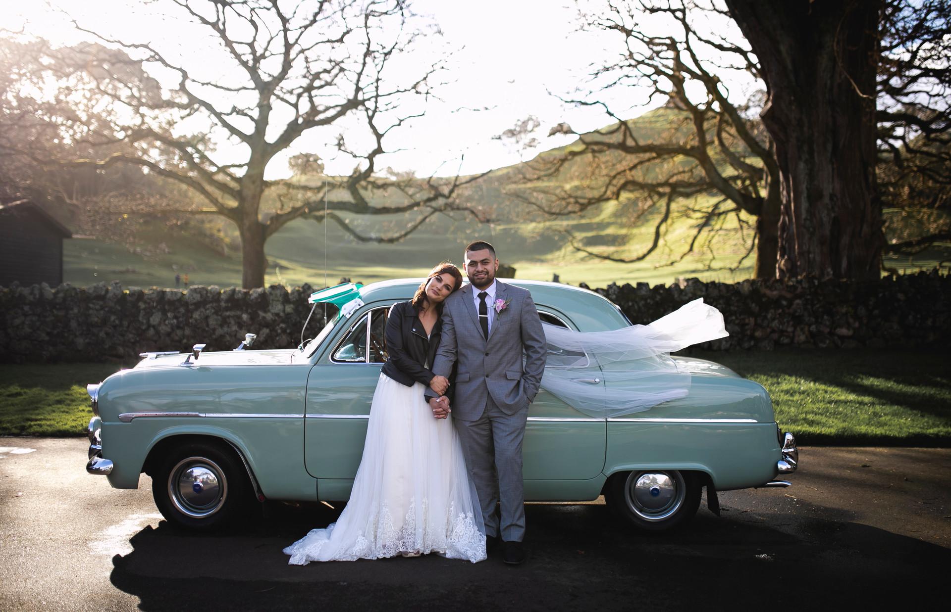 Ashleigh & Randolph / Wedding