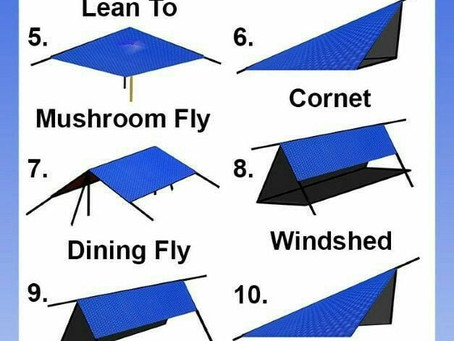 TOP 15 Tarp Shelters