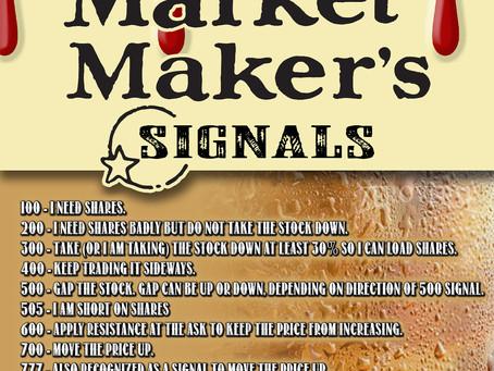 Market Makers Signals