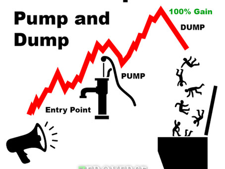 How to Spot a Pump and Dump Campaign