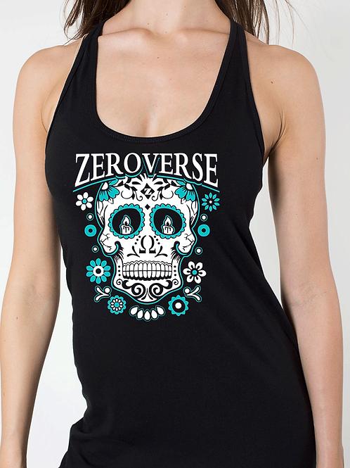 Zeroverse Sugar Skull Women's Tank