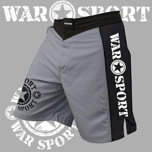 Black and Gray Warsport Brand Shorts