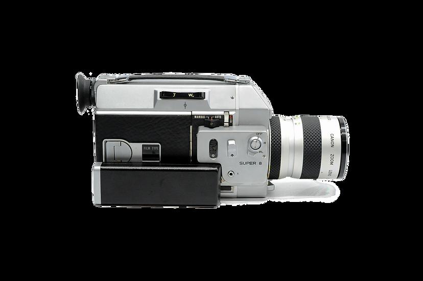 Vintage Canon Super 8 Auto Zoom 814 Movie Camera