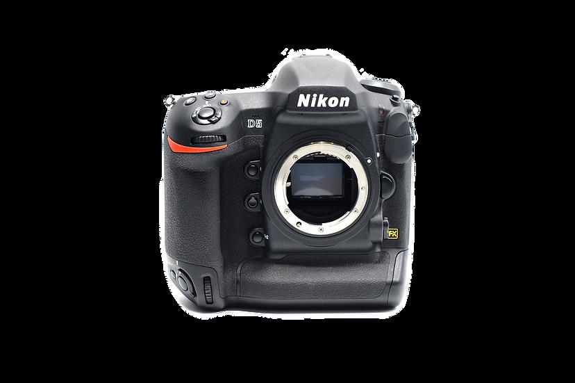 Nikon D5 DSLR Camera (Body Only)