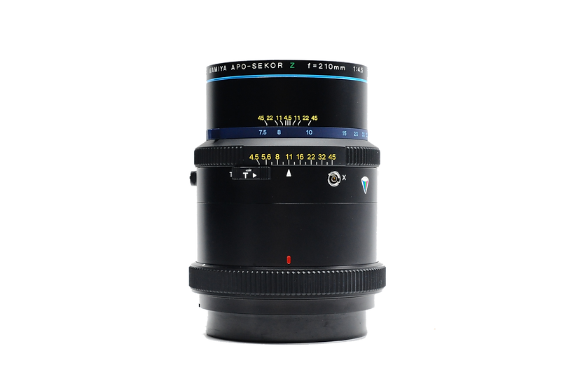 Mamiya Telephoto 210mm f/4.5 APO RZ Lens