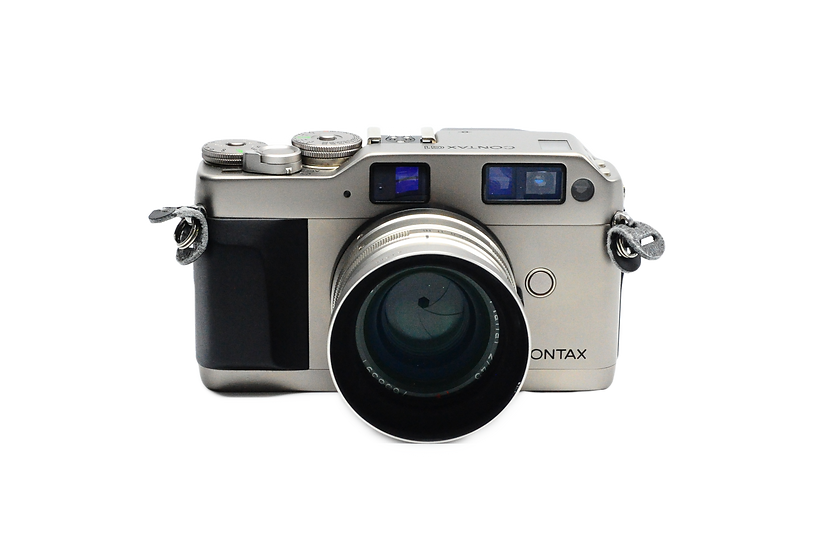 Contax G1 Film Camera with 45mm F/2 T* Lens