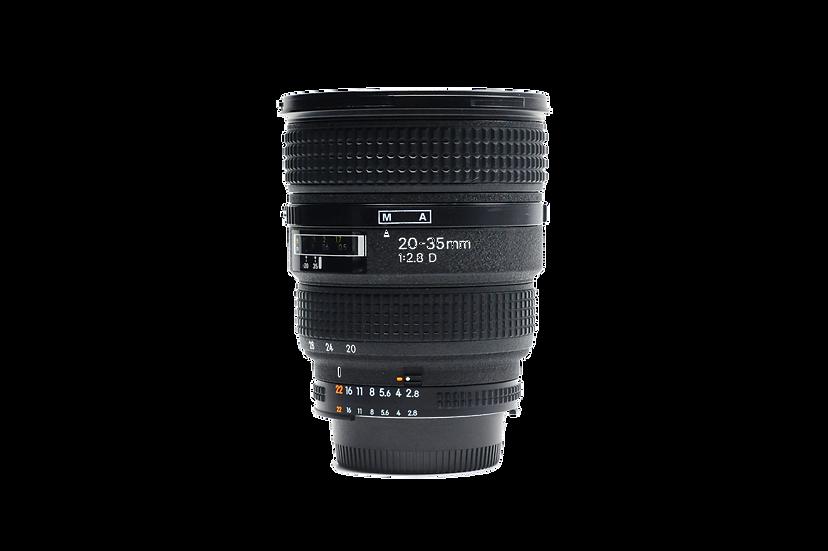 Nikon AF 20-35mm f/2.8 D Wide Angle Zoom Lens