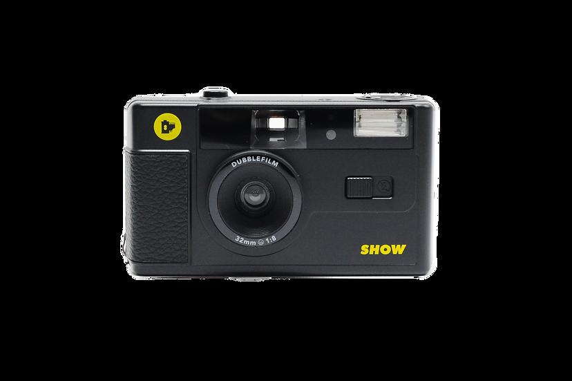 Dubblefilm SHOW 35mm Film Camera (Black)