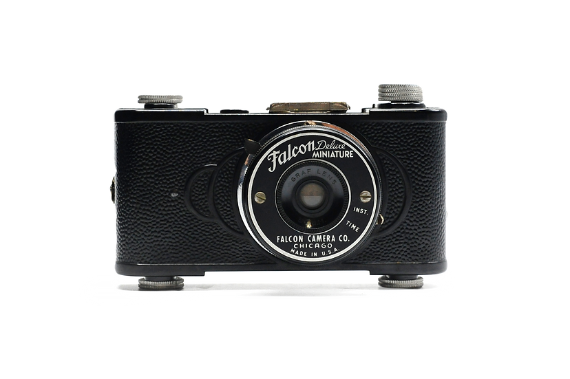 Falcon Deluxe Miniature Film Camera