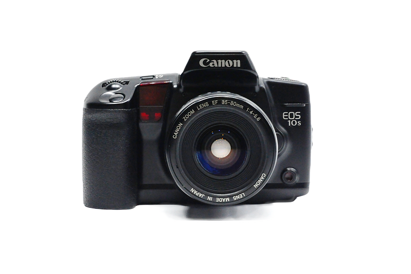 Canon EOS 10S with 35-80mm f/4-5.6 II Lens Film Camera