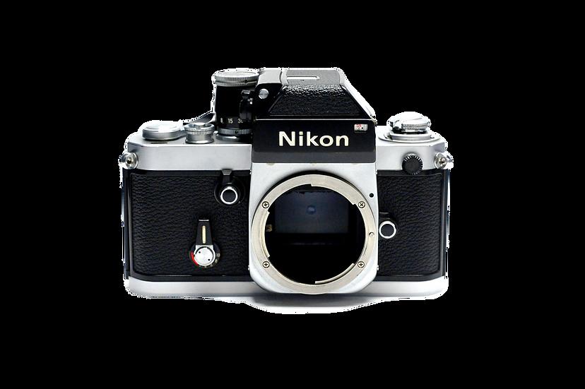 Nikon F2 Photomic 35mm Film Camera
