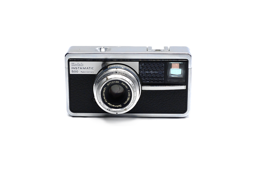 Kodak Instamatic 500 Film Camera