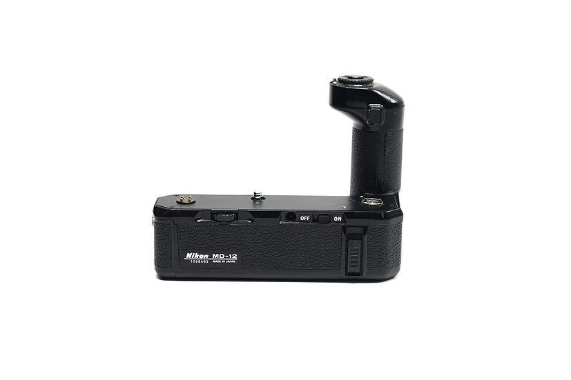Nikon MD-12 Motor Drive (For FM, FM2, FM2N, and FA)