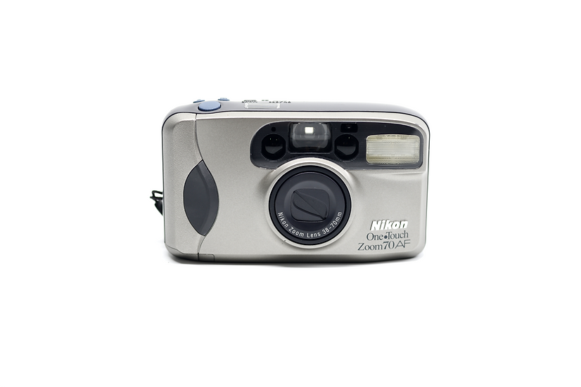 Nikon One Touch Zoom 70 AF Point and Shoot Film Camera