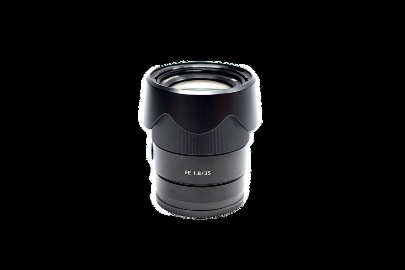 Sony FE 35mm f/1.8 Full Frame Lens
