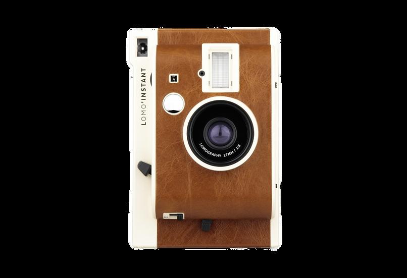 Lomography Lomo'Instant Camera & 3 Lenses (Sanremo)