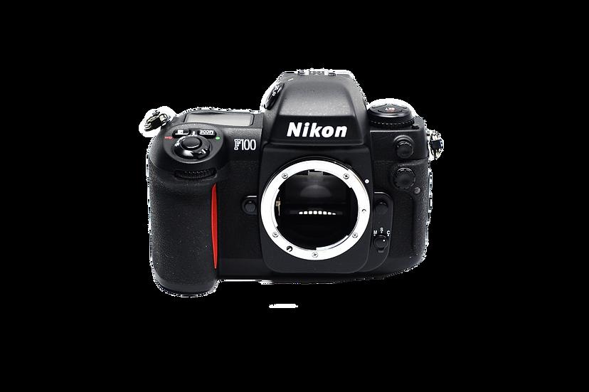 Nikon F100 SLR AF Film Camera (Body Only)
