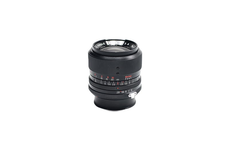 Vivitar 35mm f/2.8 Manual Film Lens