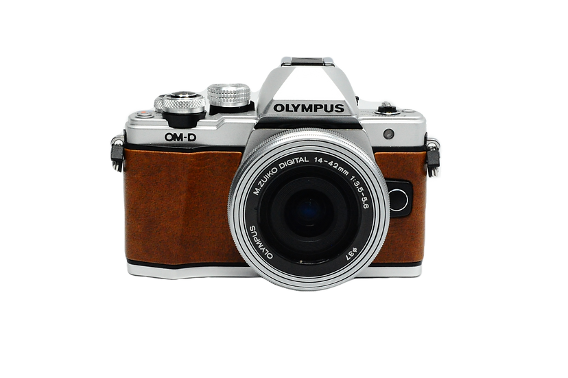 Olympus OM-D E-M10 Mark 2 Mirrorless Limited Edition Camera with 14-42mm Lens