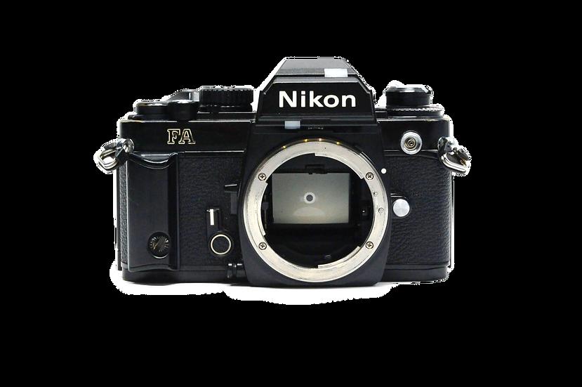 Nikon FA Film Camera (Body Only) (Black)