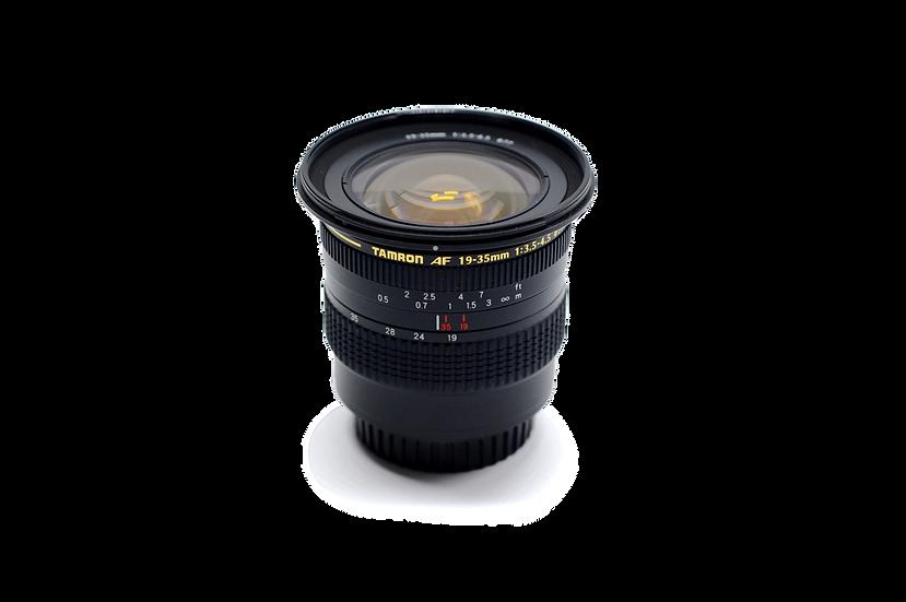 Tamron 19-35mm f/3.5-4.5 AF Lens