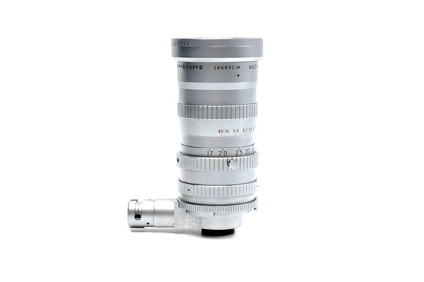 Vintage Bell & Howell Angenieux 17-68mm F2.2 Cine Camera Lens (Made in France)