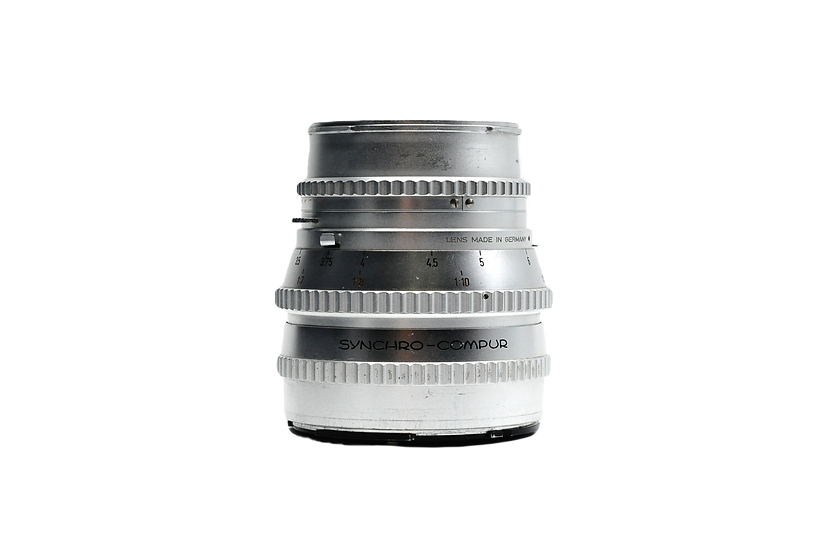 Hasselblad 120mm f/5.6 Zeiss S-Planar C Silver Lens