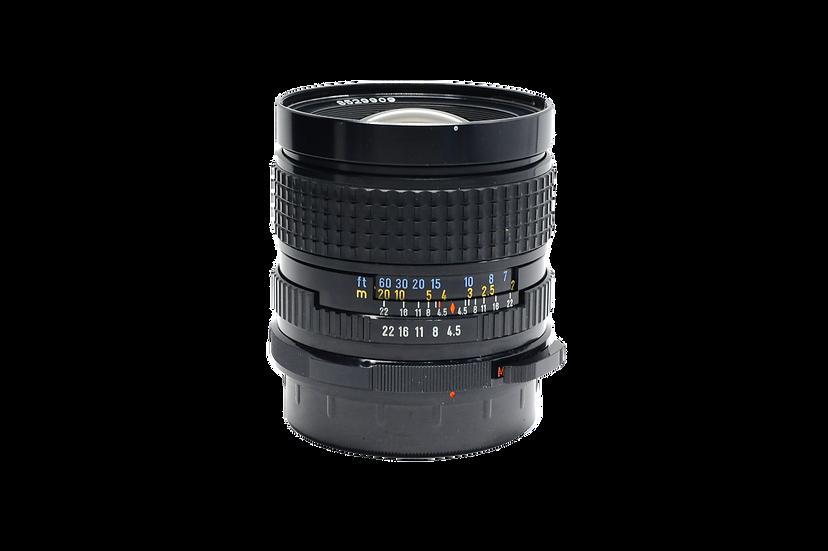 Pentax 67 75mm f/4.5 SMC Lens