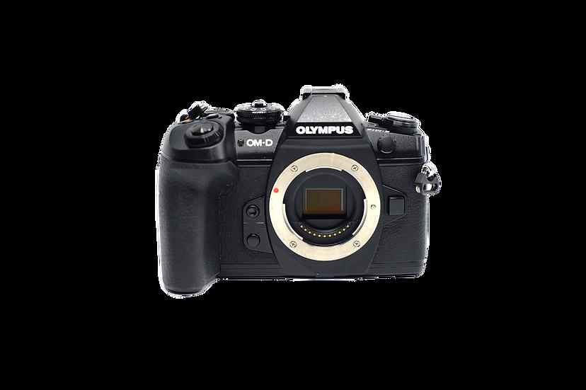 Olympus OM-D E-M1 Mark II Micro FourThirds Mirrorless Camera