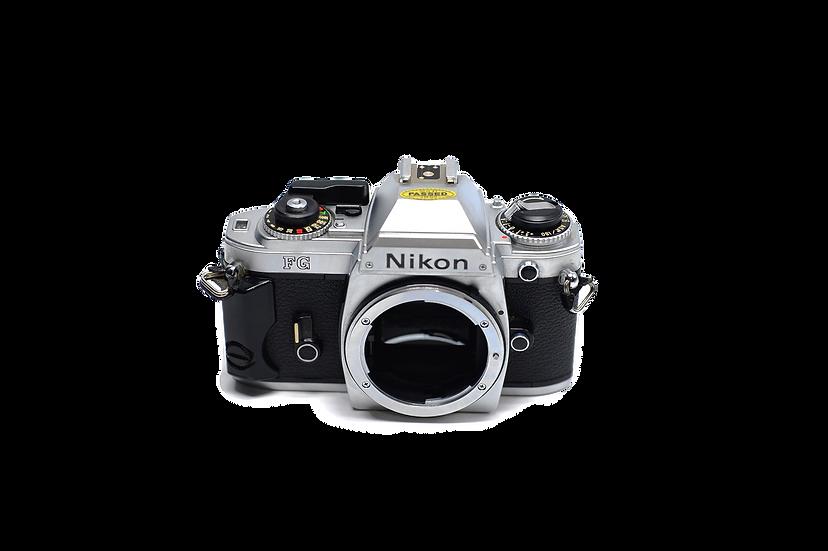 Nikon FG Film Camera (Body Only)