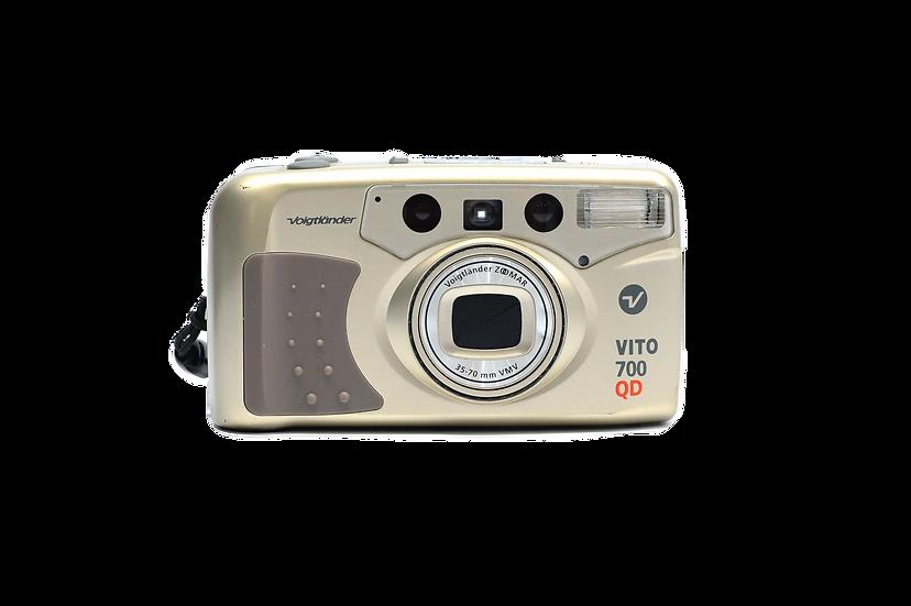 Voigtlander VITO 700 QD Point and Shoot Film Camera