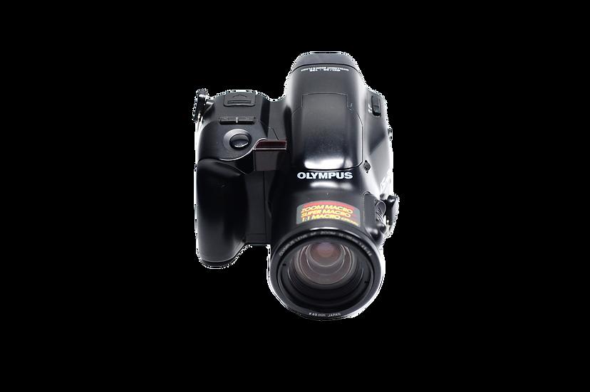 Olympus IS-2 Film Camera w/35-135mm Zoom