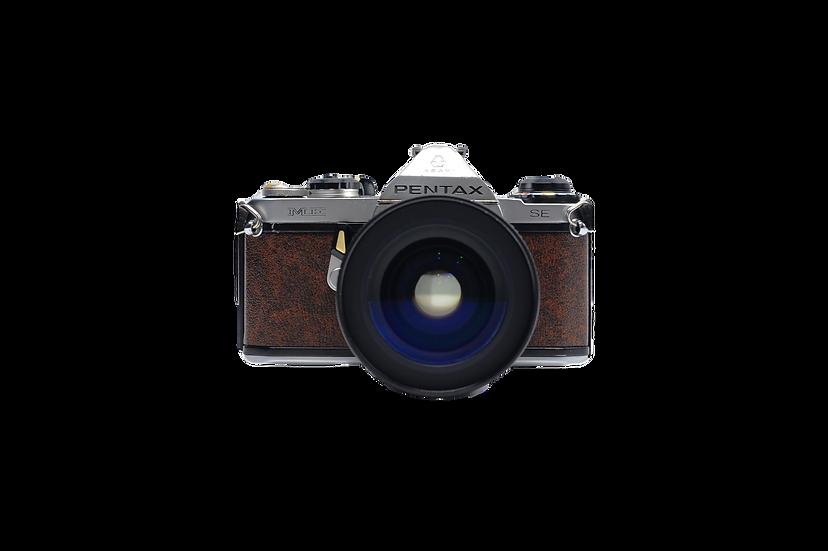 Pentax ME Film Camera w/ Kiron 28-70mm f/4 Lens