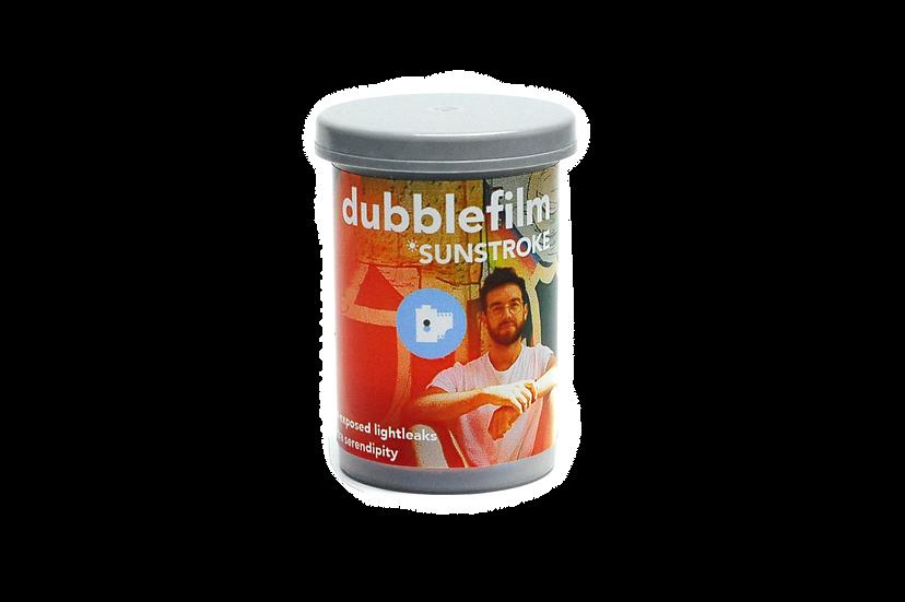 dubblefilm Sunstroke 35mm Color Film, ISO 200, 24 Exposures