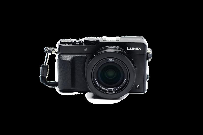 Panasonic DMC-LX100 Digital Point and Shoot Camera
