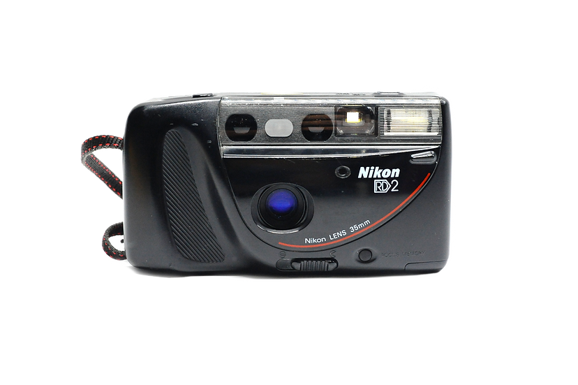 Nikon RD2 Point and Shoot Film Camera