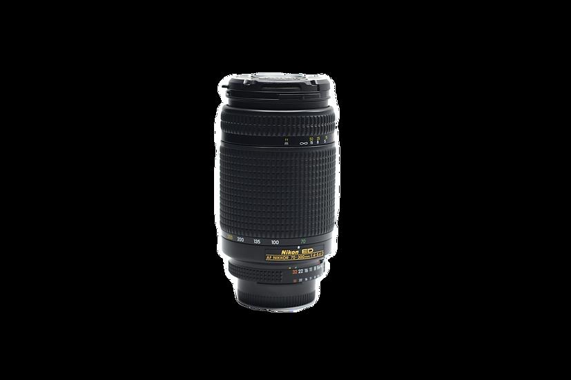 Nikon ED AF Nikkor 70-300mm f/4-5.6
