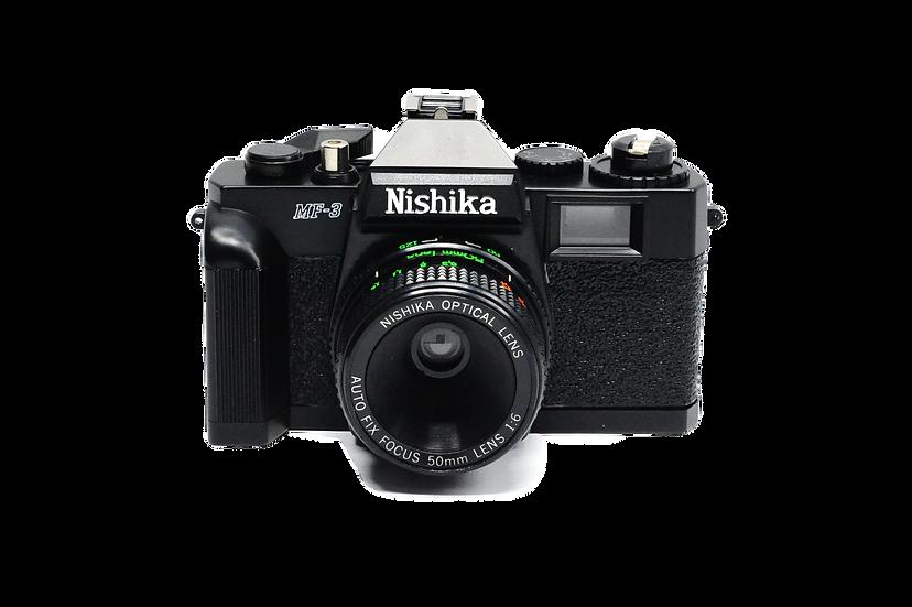 Nishika MF-3 Film Camera