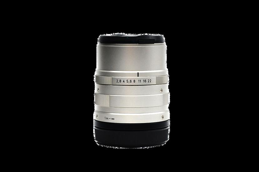 Contax 90mm f/2.8 G Zeiss Sonnar T* AF Lens