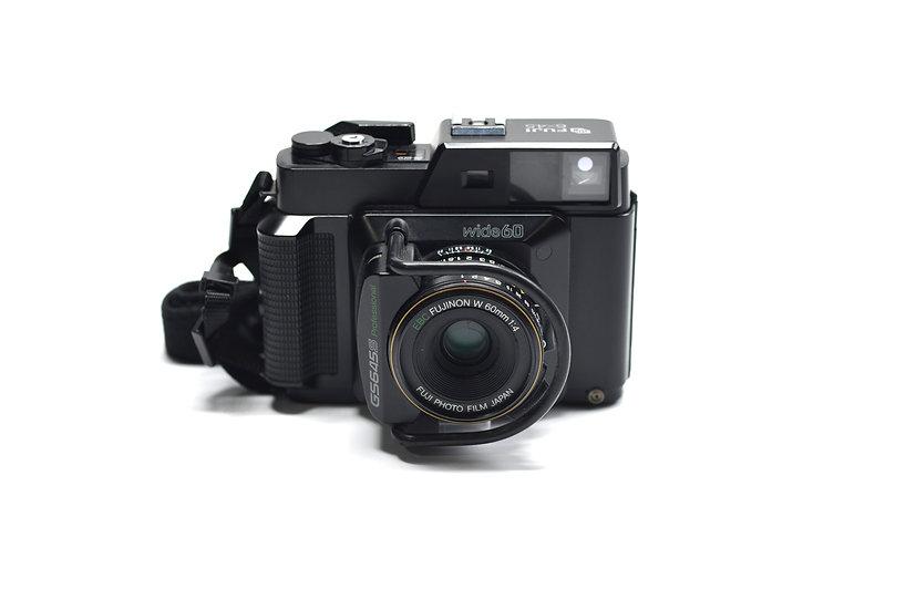 Fuji Fujifilm 6X4.5 GS645S Pro Wide60 f/4