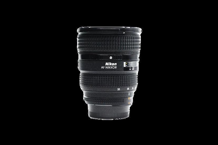 Nikon AF 20-35mm f/2.8 D-9 Lens