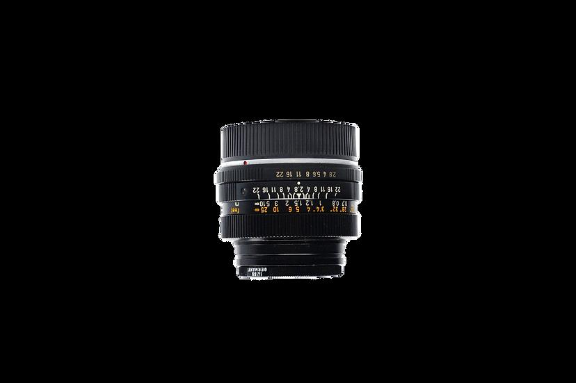 Leica 35mm f/2.8 Macro Elmarit R Lens