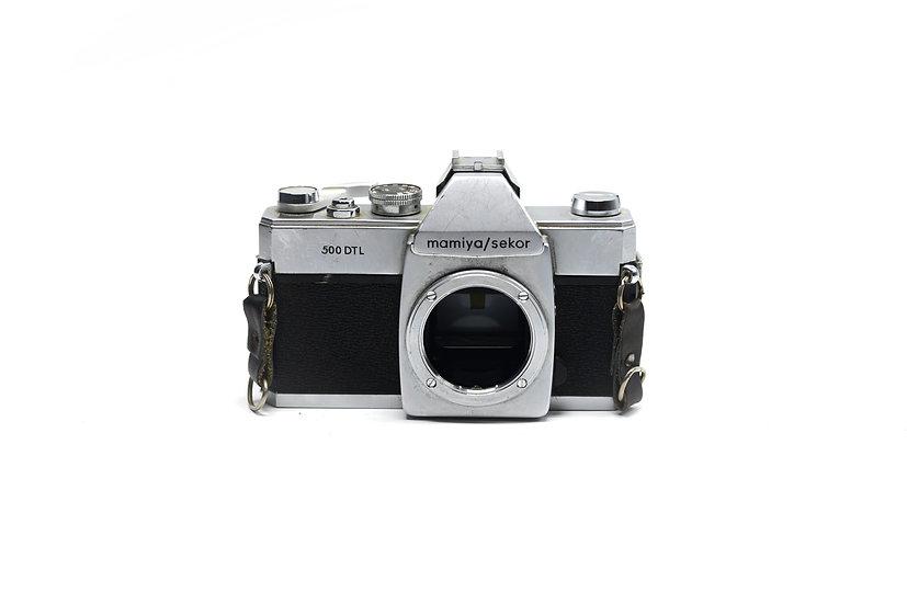 Mamiya/Sekor 500 DTL Film Camera (Body Only)
