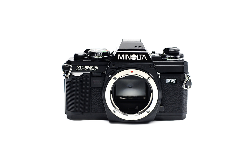 Minolta X-700 Film Camera (Body Only)