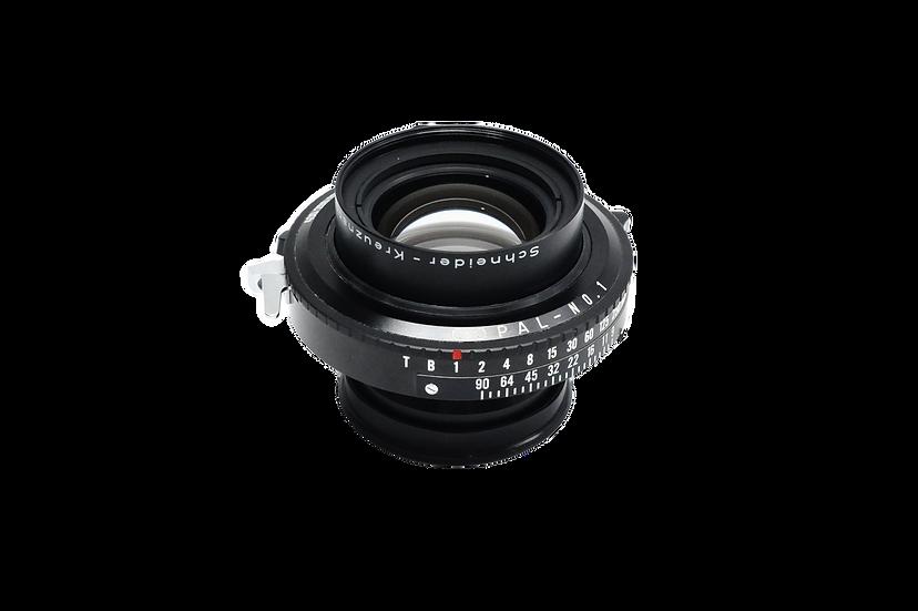 Schneider G-Claron 210mm f/9 Lens with Copal No.1 Shutter