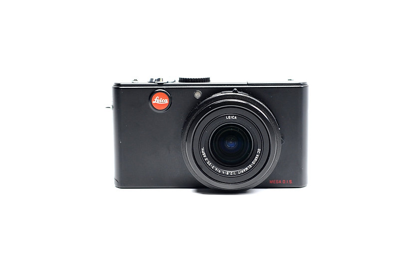 Leica D-LUX 3 Digital Point and Shoot Camera (Black)