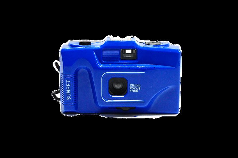 Sunpet Focus Free 35mm Film Camera